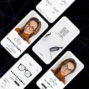 Headrix - инновационное приложение с дополненной реальностью для продажи очков