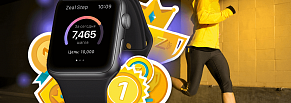Кейс. Дизайн ZealStep для смарт-часов Apple Watch