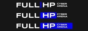 Разработка фирменного стиля для кибер-арены FULL HP