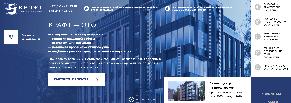 Разработка сайта для компании, проектирующей спортивные комплексы и бизнес-центры