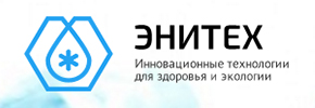 Минималистичный сайт-визитка для технологического проекта Энитех