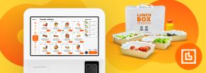 Обновление мобильного приложения сети ресторанов LunchBox