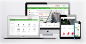 Разработка интернет-магазина оборудования для уборки