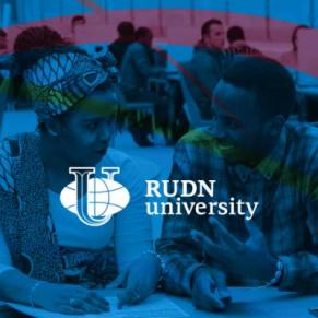 Сайт для многонациональной аудитории РУДН