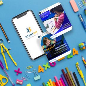 Кейс по продвижению онлайн-школы дополнительного образования «Startum»