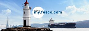 Личный кабинет клиента MY.FESCO