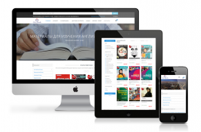 Разработка книжного интернет-магазина