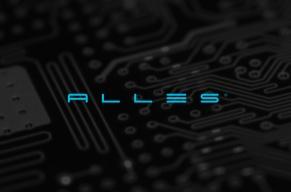 Корпоративный сайт компании «ALLES»