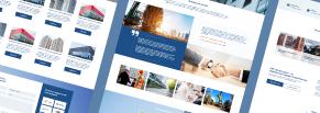 Кейс: Разработка сайта генподрядной строительной компании