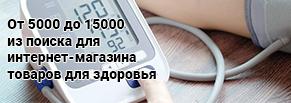 SEO для интернет-магазина товаров для здоровья nosweat.by: c 5000 до 15 000 посетителей