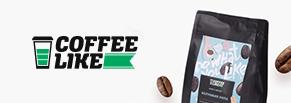 Coffee Like — интернет-магазин кофе и аксессуаров
