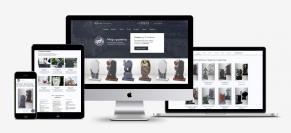 Рост посещаемости сайта компании по продаже памятников в 10 раз