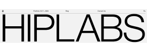 Hiplabs. Как мы делали свой сайт