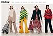 Разработка сайта для бренда модной одежды ROGOV