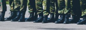 Реклама отсрочки от белорусской армии на фоне массовых протестов