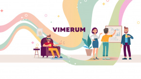 Vimerum. Виртуальный офис для удаленных команд