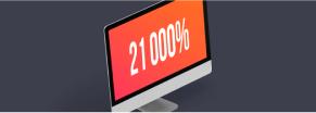 Увеличили бюджет DSA кампаний в 14 раз и повысили прибыль на 21 000%