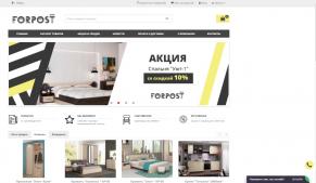 """Интернет-магазин """"Форпост-Shop"""""""