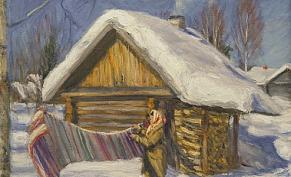 Сайт художника Леонида Милованова