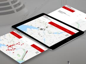 Создание системы мониторинга состояния противопожарной защиты